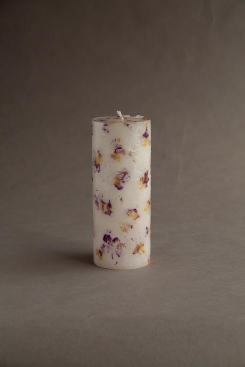No.608 MIX (cylinder76-L-4000)  candle キャンドル