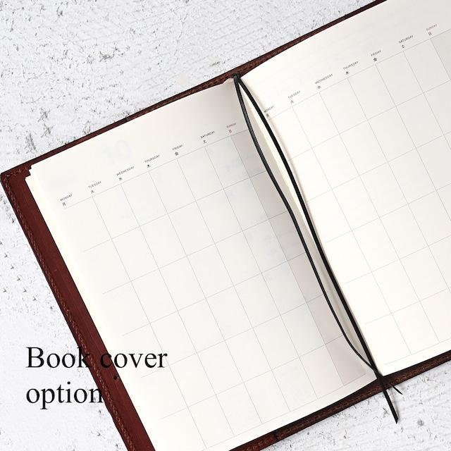 【option】ブックカバー用しおり