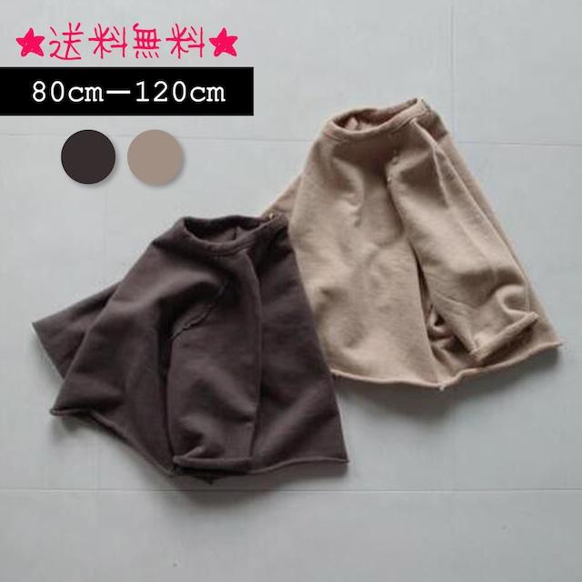 【80cm-120cm】秋新作☆男女兼用  オーバーサイズ トップス  (376)