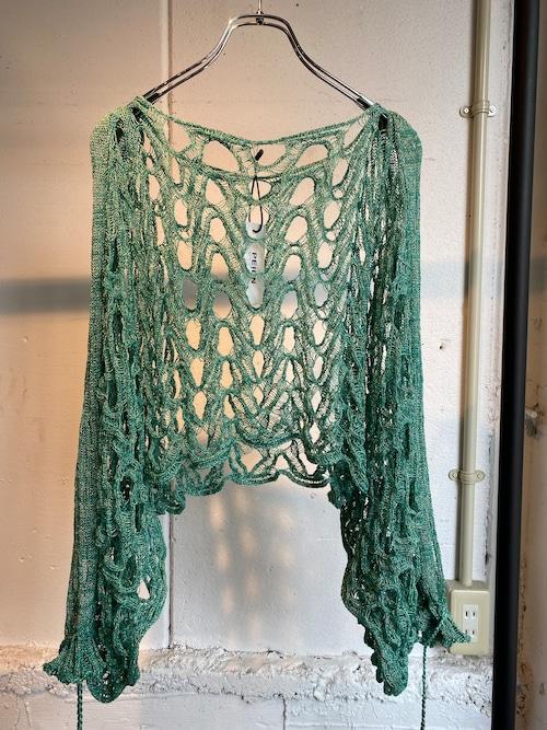 PEIEN Drape Sleeve Knit