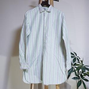 ドイツ グランパシャツ 60-70's Germany [C712]