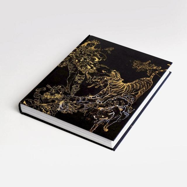 アートブック「2016 Sketch Collection」イラストレーター金政基(キム・ジョンギ、Kim Jung Gi)