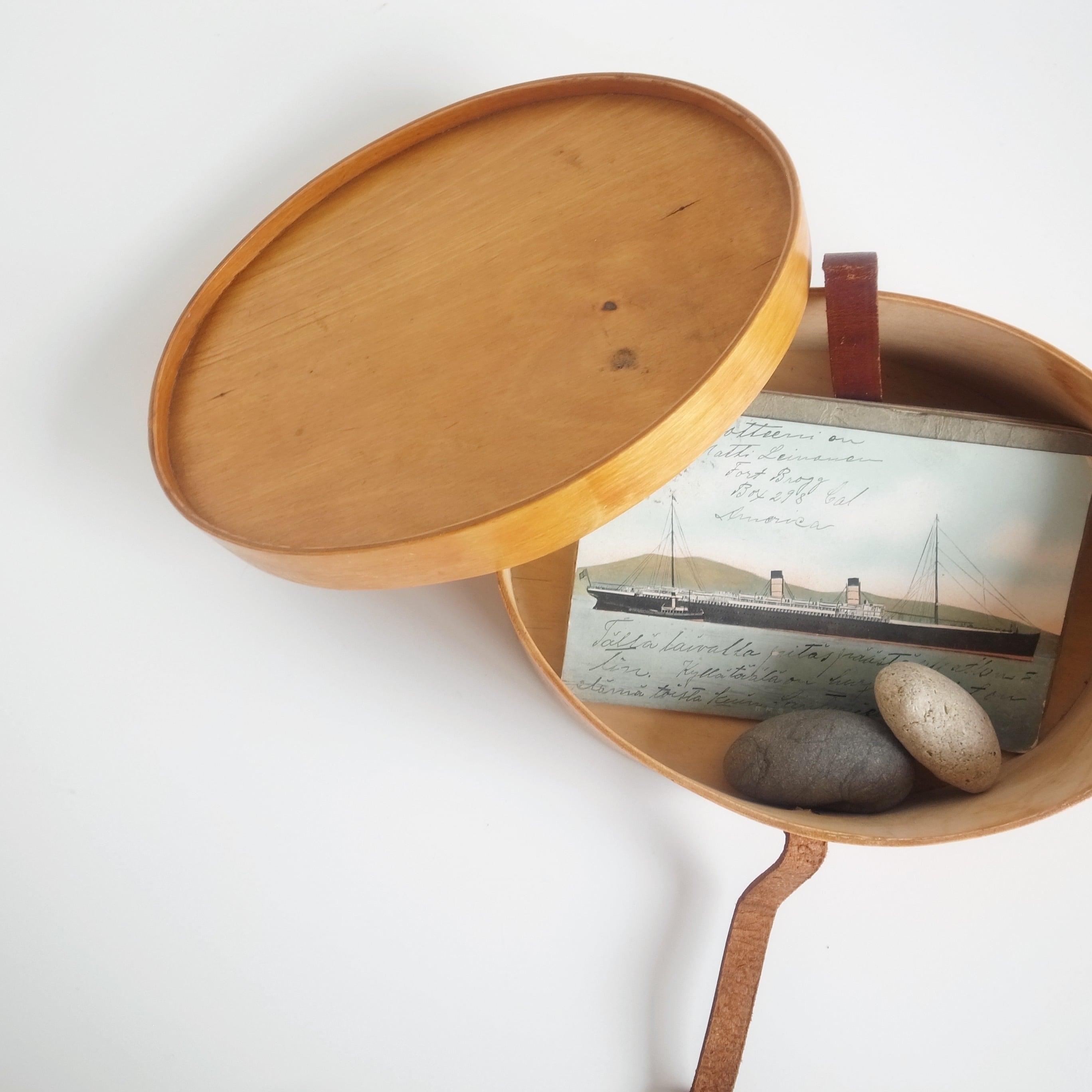 LUTERMA / Estonia wooden box