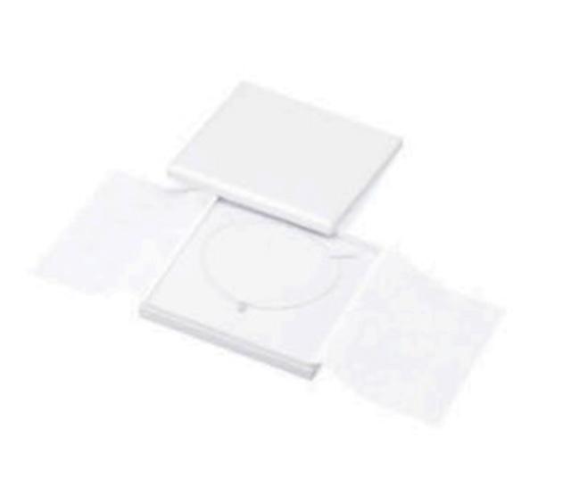 アクセサリー紙箱 オメガネック用台紙付き 6個入り SK-PC-506N