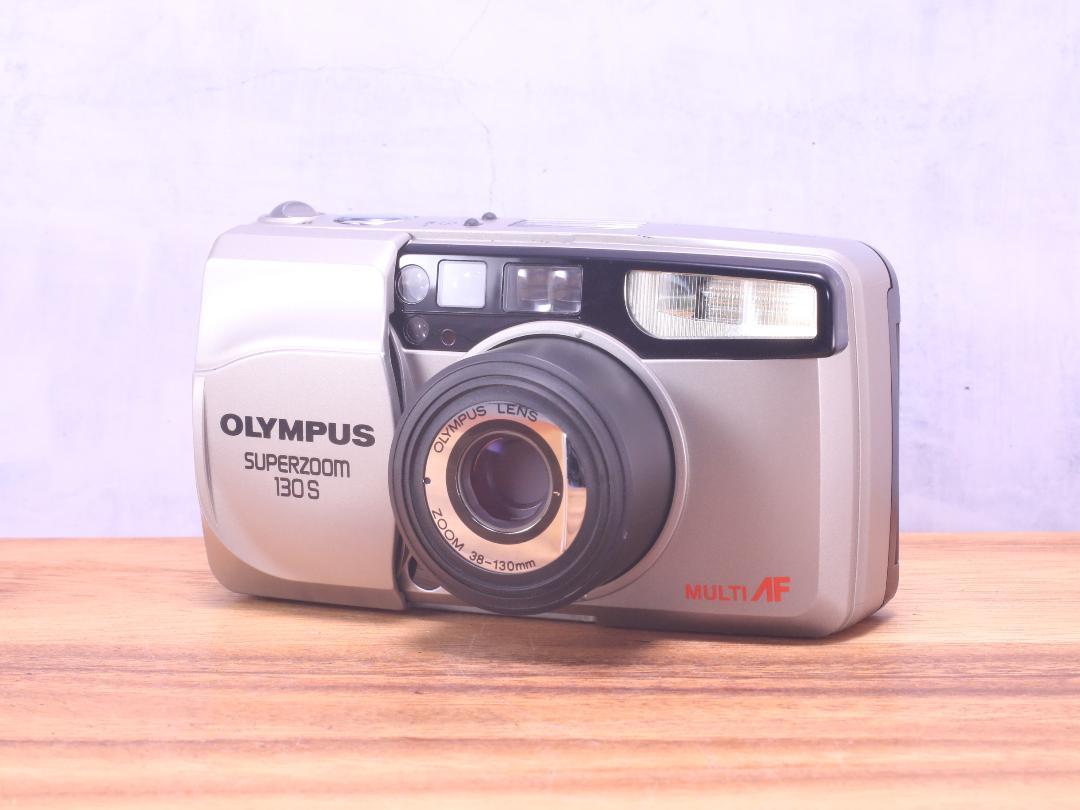 OLYMPUS SUPERZOOM 130S