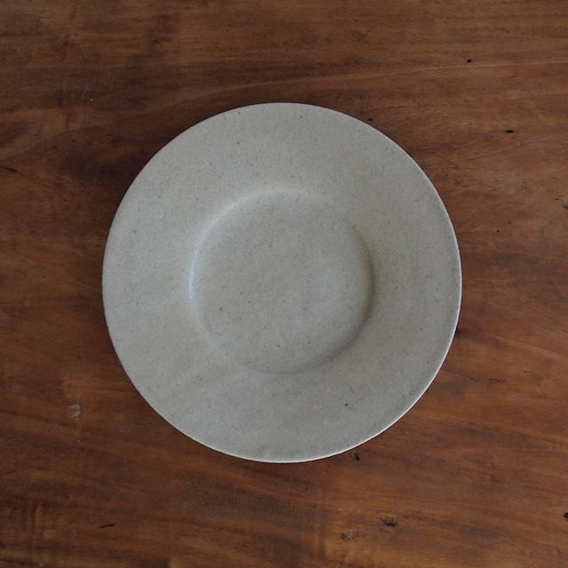 こいずみみゆき 6寸幅広リム皿 キセト