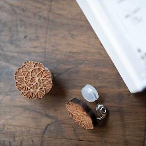 petunia / ペチュニア(Pierced Earring)