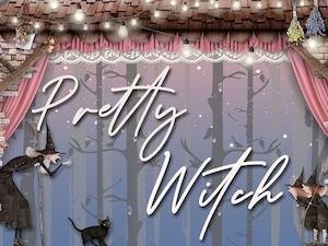 【WordPressテーマ】PrettyWitch かわいい魔女【個人・商用可】