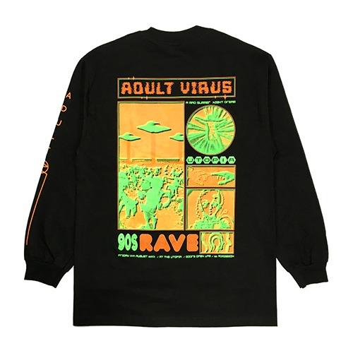 AV「 Rave@utopia 」LST BK