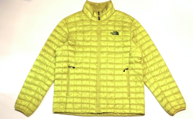 USED THE NORTH FACE  THRMBL ECO Jacket -Large 01199