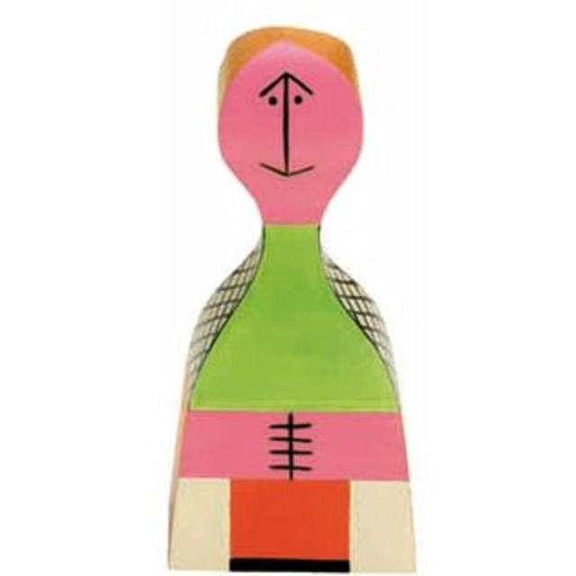 Vitra Wooden Dolls ヴィトラ ウッデンドール No.19