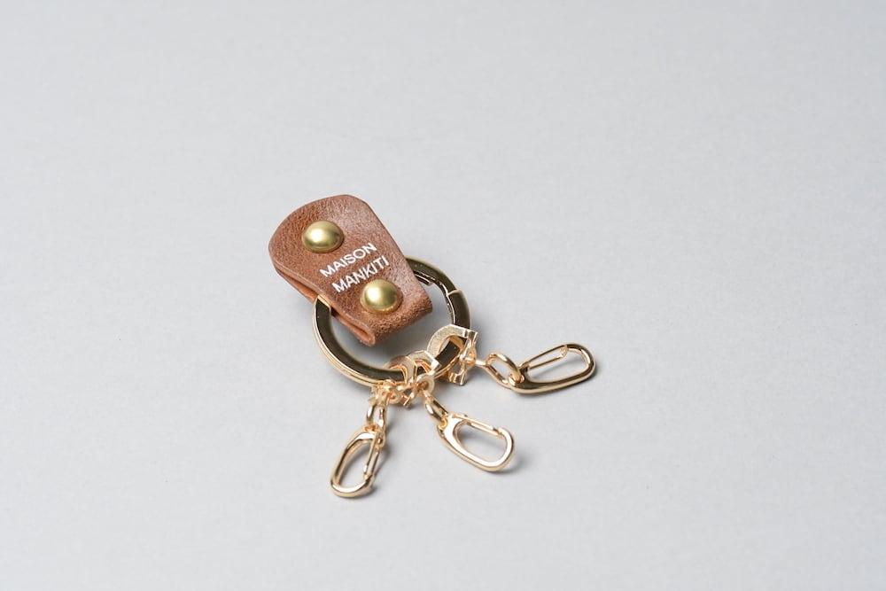 KEY RING_真鍮キーリング_ - 画像5