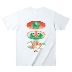 【受注販売・12月中旬お届け予定】nico ito/Tシャツ