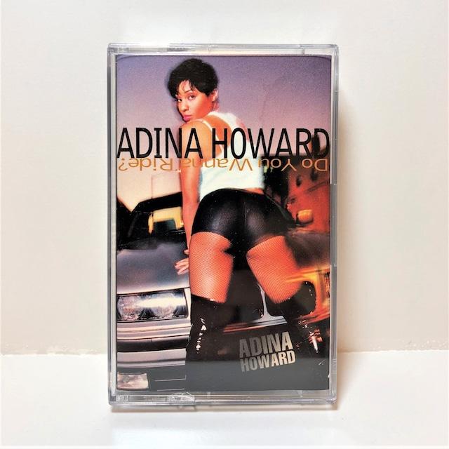 [中古カセット]  Adina Howard – Do You Wanna Ride?