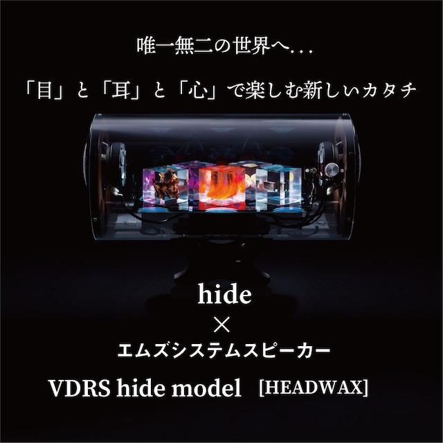 VDRS hide model【HEADWAX】