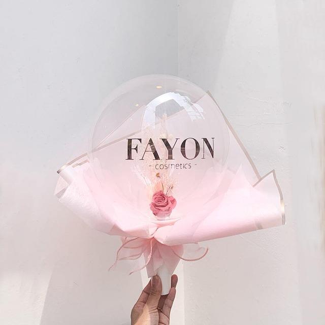 BALLOON FLOWER BOUQUET - bel air -