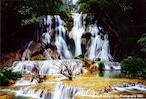 ポストカード クアンシーの滝