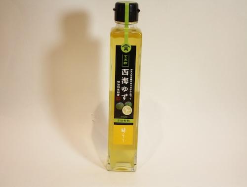 飲む玄米酢 酢らり (西海ゆず)200ml 【川添酢造】