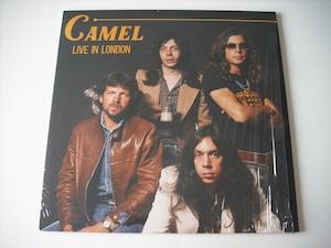 【LP】CAMEL / LIVE IN LONDON