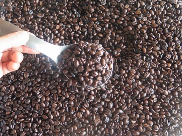 土鍋焙煎コーヒー豆 シングル各種 200g - メイン画像
