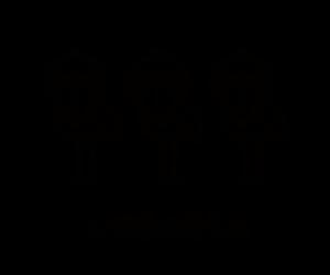 エコバッグMサイズ【グレー】★ハシビロコウ