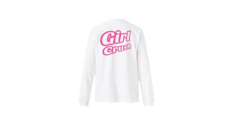 coguchi girlcrush long T-shirts (PK)
