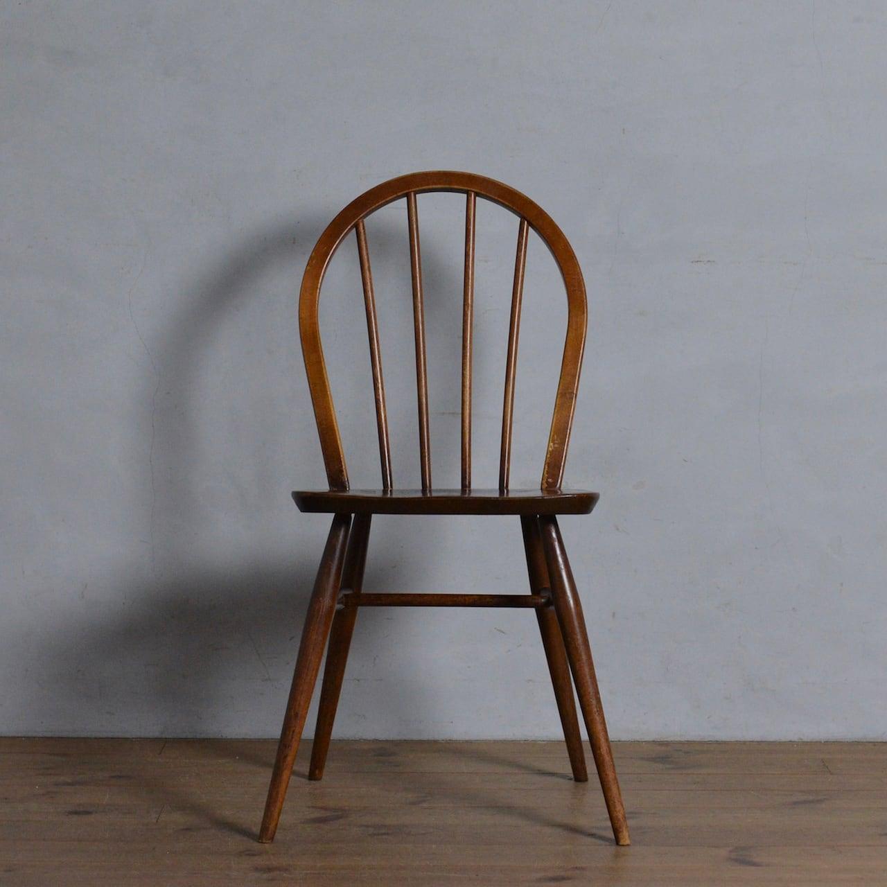 Ercol Hoopback Chair / アーコール フープバック チェア 〈ダイニングチェア・デスクチェア・椅子・コロニアル・ウィンザーチェア〉