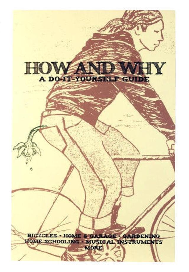 洋書 - How and Why: A Do-It-Yourself Guide (Paperback)