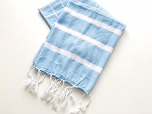 Hammam Towel S(HTS001:パウダーブルー)