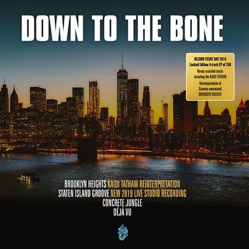 """【ラスト1/12""""】Down To The Bone - Brooklyn Beats(incl. Kaidi Tatham Reinterpretation)"""