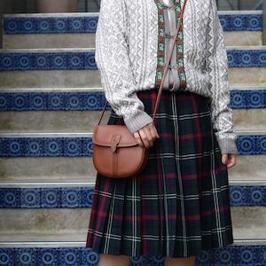 EU VINTAGE SCOTLAND KILT SKIRT/ヨーロッパヴィンテージスコットランドキルトスカート