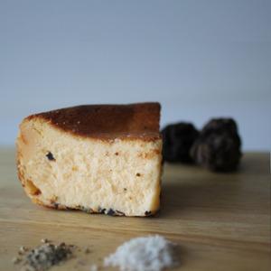 トリュフチーズケーキ