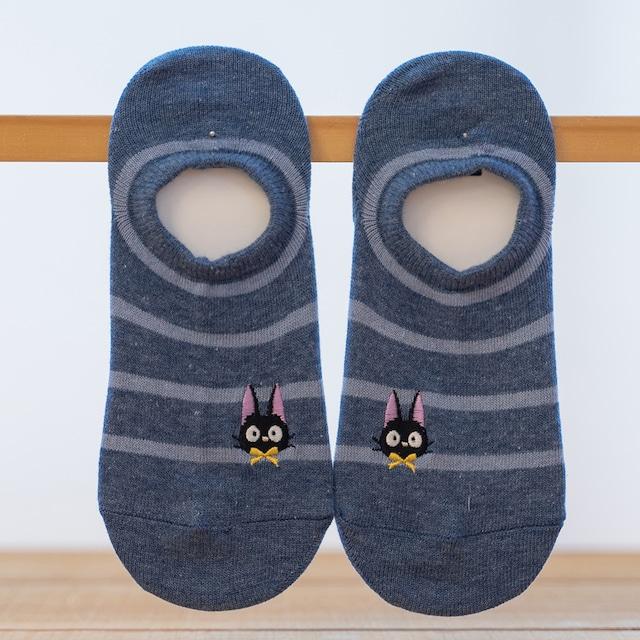 魔女の宅急便 靴下・ソックス 23~25cm(8472)