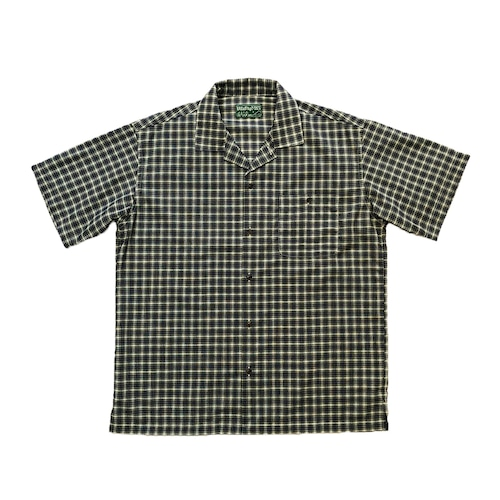 BROWN by 2-tacs / OPEN COLLAR