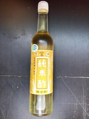 川添酢造 純米酢500ml