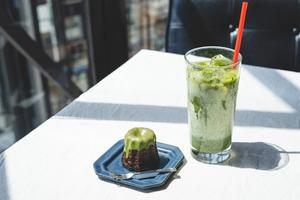 おうちで楽しむkawara CAFEの「お抹茶」