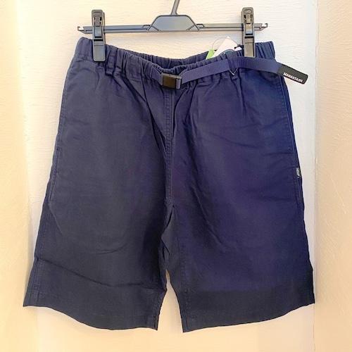 Cotton Hemp Shorts Navy