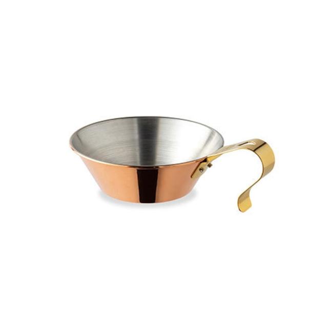 FIRESIDE ファイヤーサイド コッパーシェラカップ 300 BBQ バーベキュー アウトドア 用品 キャンプ グッズ