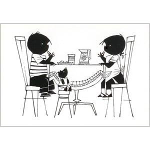 ポストカード おやつタイム(FO_PO_10106)