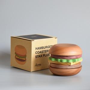 ハンバーガーコースターズ スタックスプラス