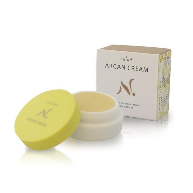 アルガンクリーム35ml/髪と肌を美しくしてくれる憧れのオイル