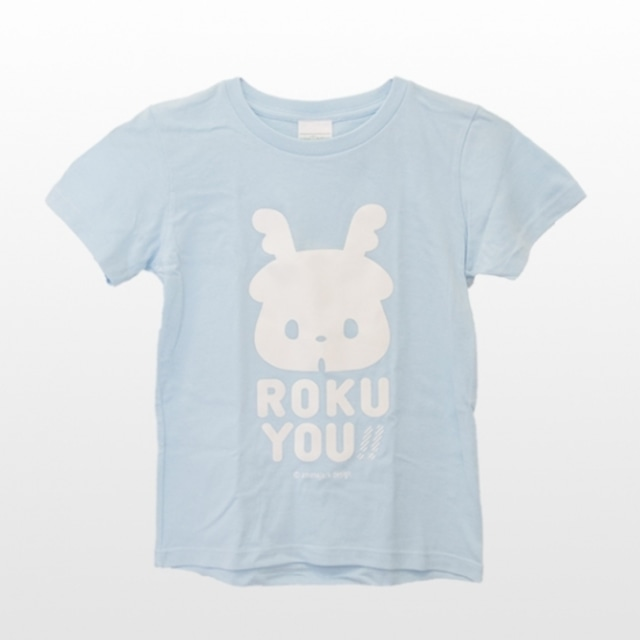 Tシャツ_ROKU YOU!!(キッズサイズ)