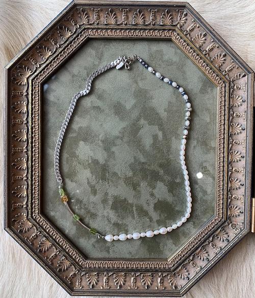 CERVA Original Odd Pearls Necklace