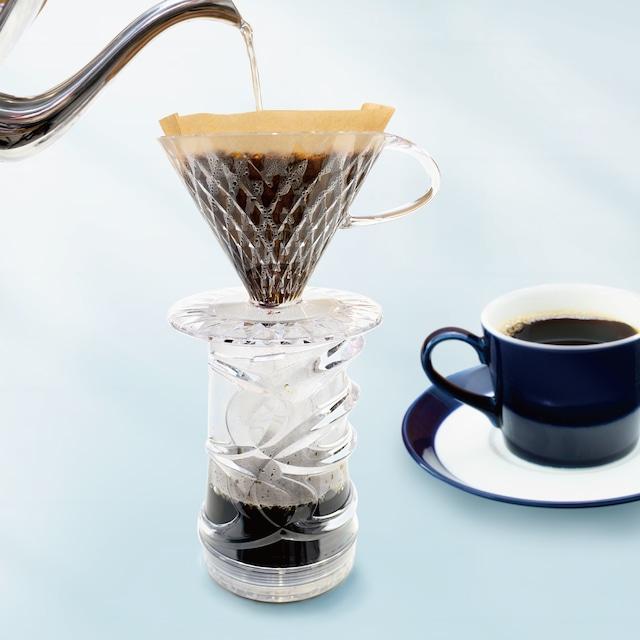 円すい形 コーヒーフィルター(1~4人用)  無漂白 40枚入り