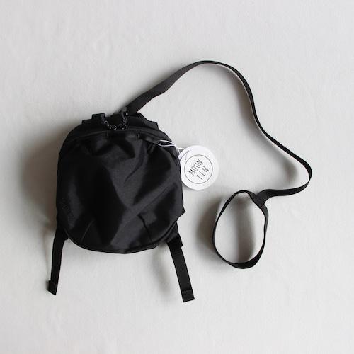 《MOUNTEN. 2021AW》baby daypack / black