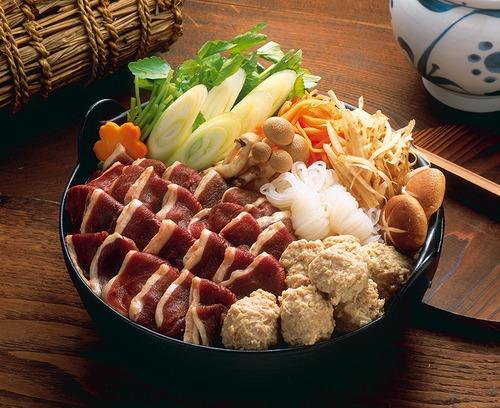 青森県 鴨の鍋