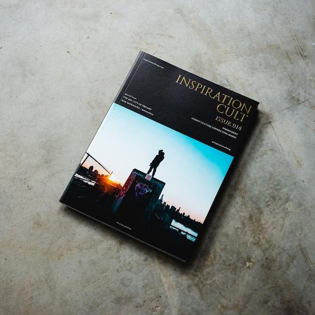 INSPIRATION CULT MAGAZINE  ISSUE.014