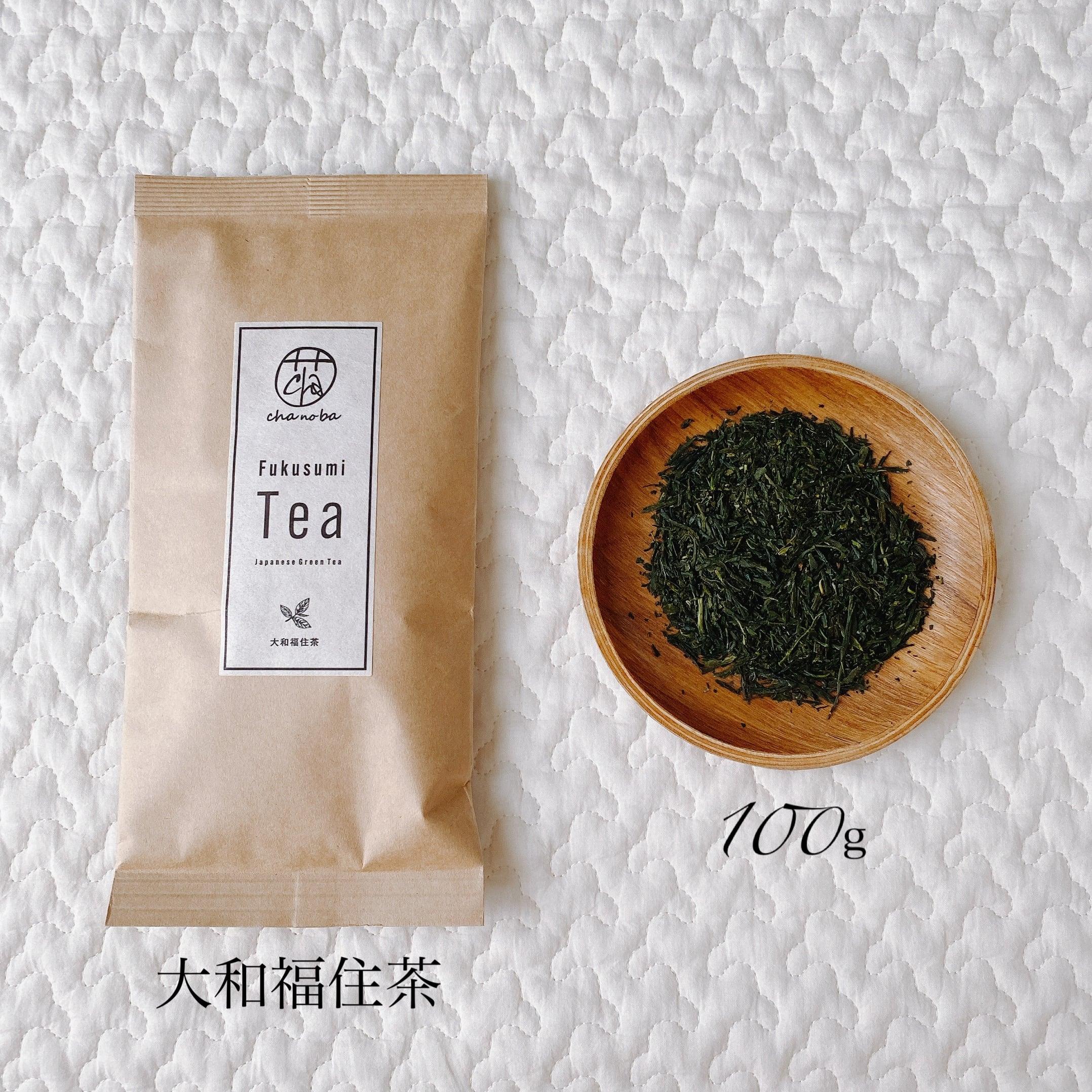 大和福住茶