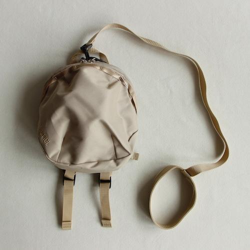 《MOUNTEN. 2021AW》baby daypack / sand