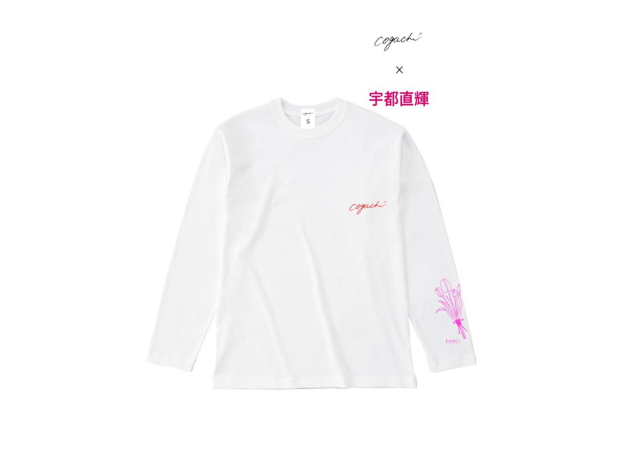 宇都直輝 Special Edition Collection MCMXCI LongTshirts (WH/RED/PNK)